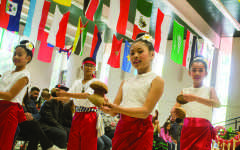 Asian Fest Closes Off Cultural Month