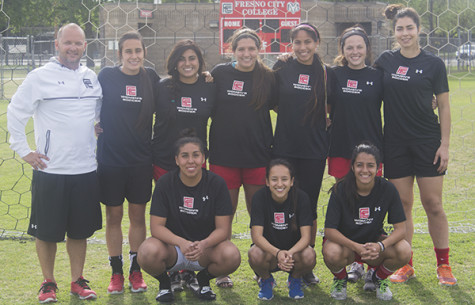 8 from FCC women's soccer sign letters of intent