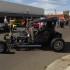 Various cars displayed at Tower's 15th Classic Car Show, Fresno, April 6.