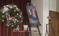 President Cantu Remembered in Campus Memorial [VIDEO]