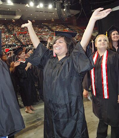 1,200 to Graduate in Selland Arena Ceremony