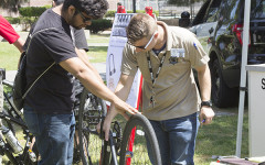 Students Get Tips on How To Prevent Bike Theft