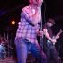 "Frontman Johnny ""Peebucks"" Bonnel blows the crowd away at Strummer's. Nov. 10, 2015."