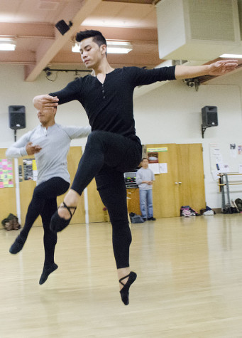 Dancer Overcomes Performing Arts Barriers