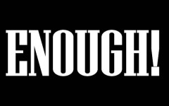 Enough: Now Is the Time for Gun Control and an End to the Madness