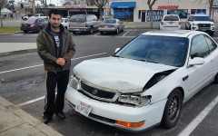 Student Loses 'Sentimental' Vehicle After Hit and Run