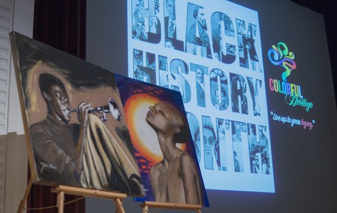 Black History Month Begins at Fresno City College [PHOTOS] [VIDEO]