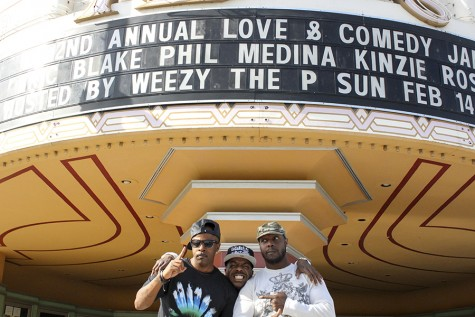 """Second Annnual """"Love and Comedy Jam"""" in Tower Theatre Promises Laughter and Love"""