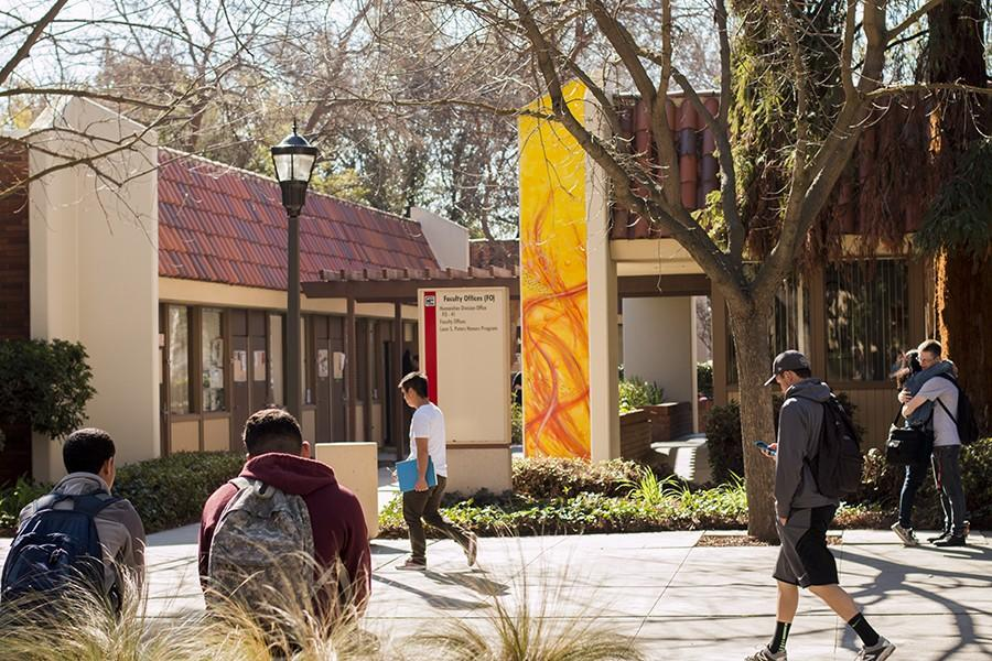 Fresno City Classes Fall