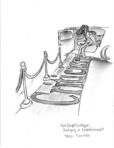 Red Carpet Critiques Sometimes Go Too Far