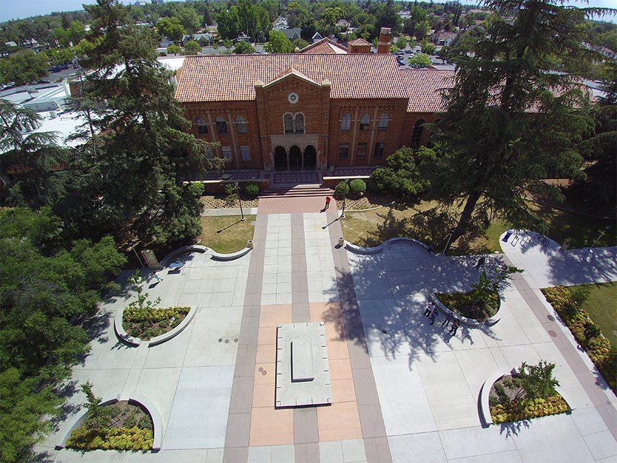 Fresno City College Library — Embodiment of Elegance, History and Grandeur [VIDEO]