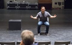 Students Audition for Parts in Fall Plays
