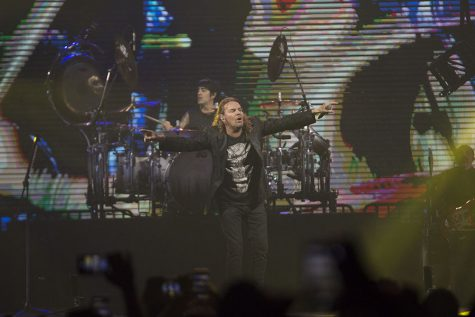 Maná Brings Latino Love and Power to Fresno