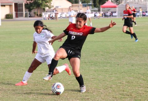 Soccer Team Extend Winning Streak