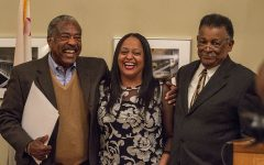 20th Wall of Honor Ceremony honors Three