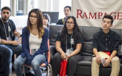 Area High School Students Talk Media on Journalism Day