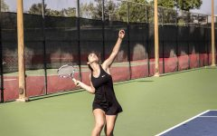 Women's Tennis Fall Short of Conference