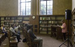 Poets Slam On The Mic In FCC Library
