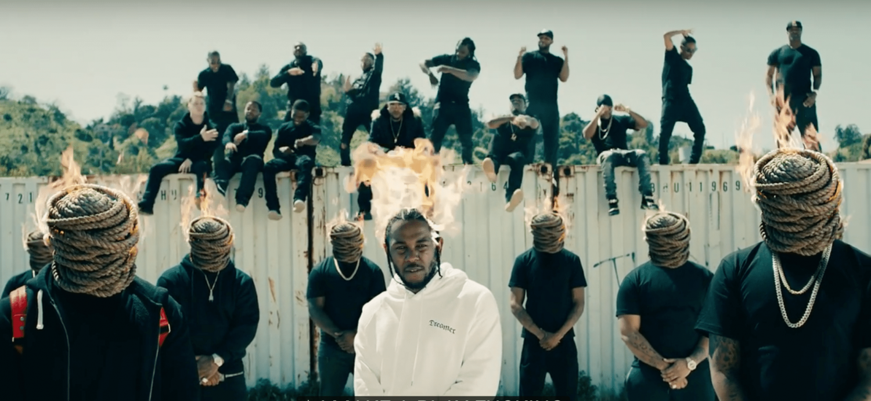 Kendrick+Lamar+Performing+%22HUMBLE.%22+Photo+courtesy+of+TDE+Films+%2F+Freejoy+Inc.+