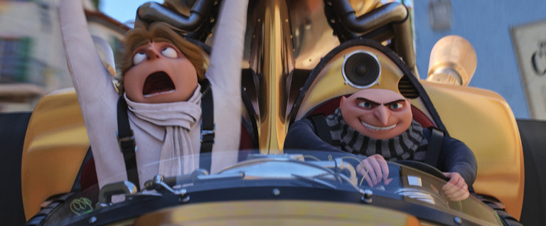 'Despicable Me 3' is Everything But