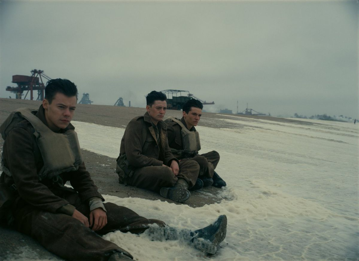 'Dunkirk' is Possibly Christopher Nolan's Best Work