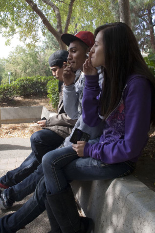 FCC Students React to a Future Smoke-Free Campus