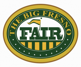 The Big Fresno Fair logo courtesy of the Fresno Fair website