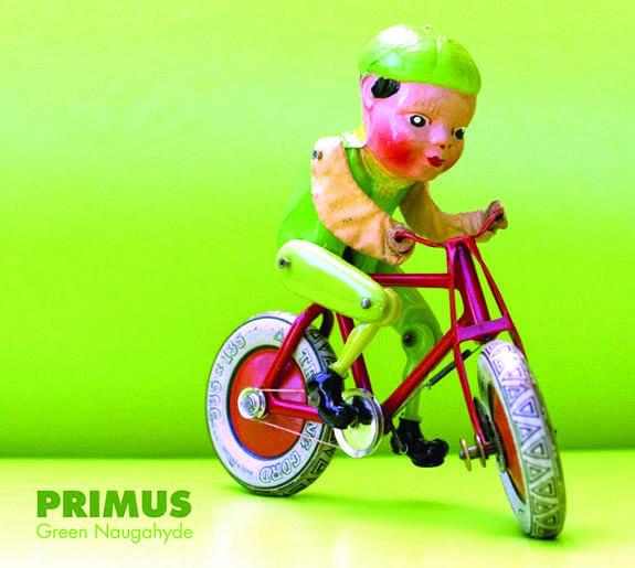 A Strange Ride with Primus' Green Naugahyde