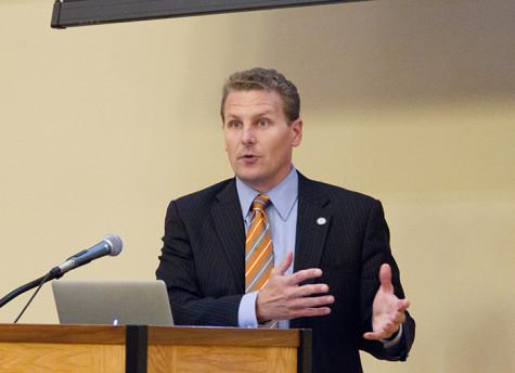 Community College League President explains Prop 30