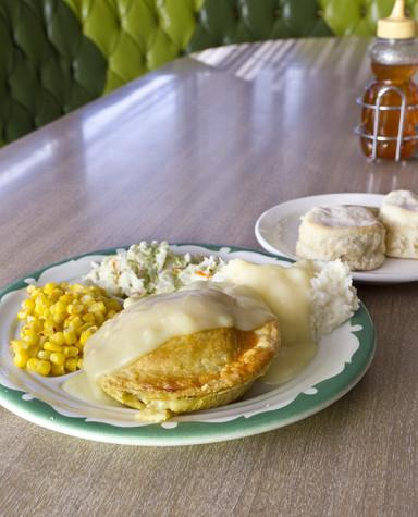 Grandmarie's delivers Americana on a plate