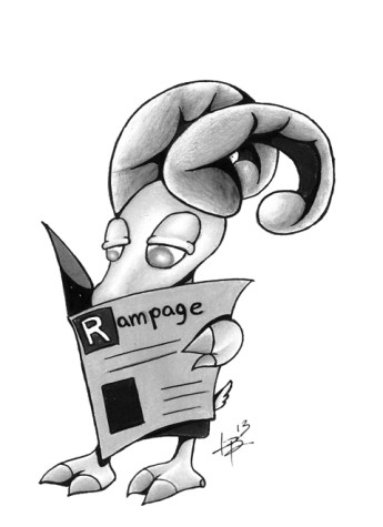 The Rampage: Voice of FCC