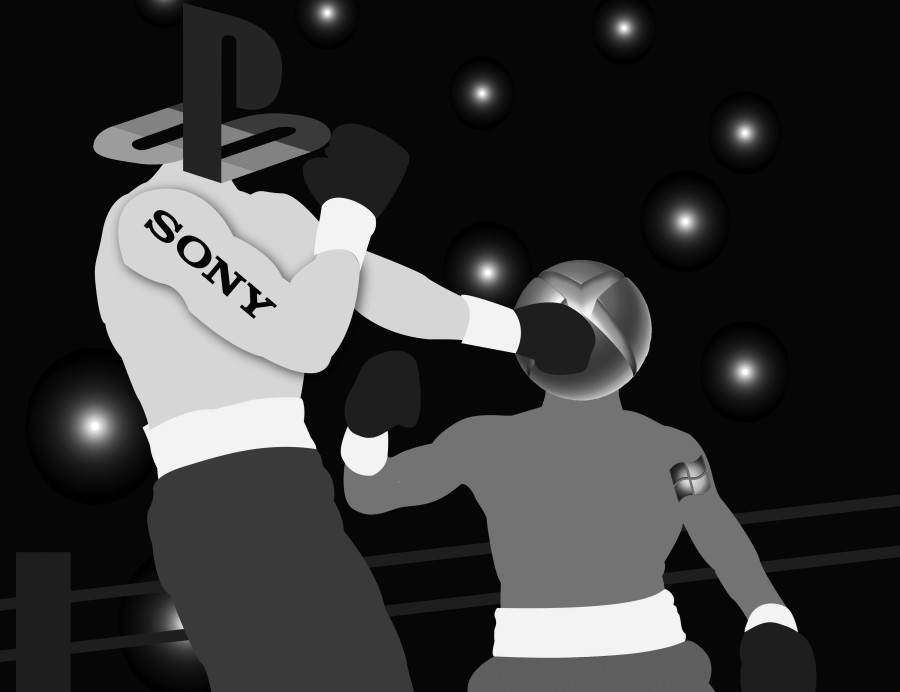 sony vs microsoft Every year at e3 it's that head to head match that grabs the most attention sony vs microsoft, playstation vs xbox all the other companies can freely gun for attention on their own merits.