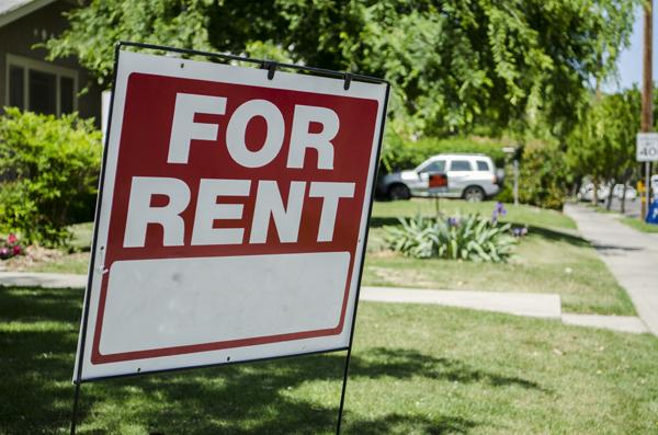 Rent is on the Rise