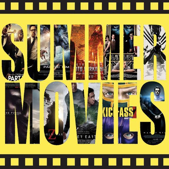 Top 10 summer blockbusters
