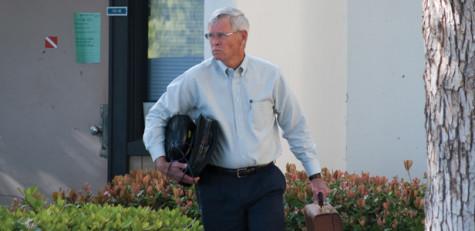 Calhoun pleads 'not guilty'