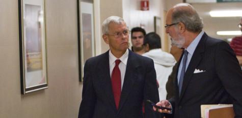 Calhoun's battery trial postponed