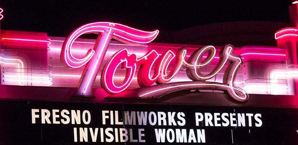 Fresno Filmworks presents 'Invisible Woman'