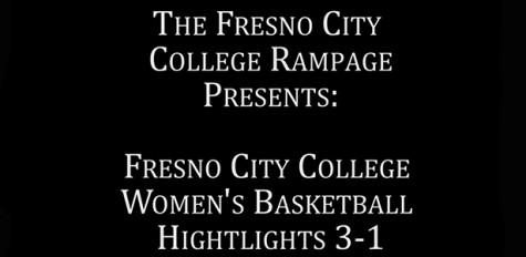 Fresno City College Women's Basketball 3/1/14