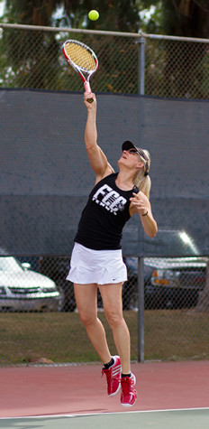Candace Egan: FSU Professor Turned FCC tennis star