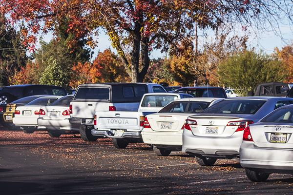Board of Trustees to Consider Increase in Parking Fees and Fines