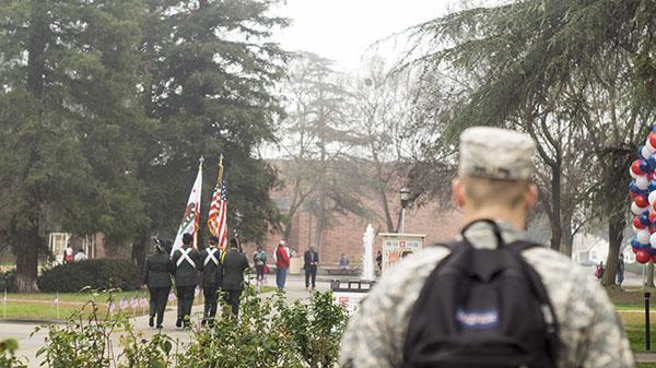 Veterans Resource Center Opens