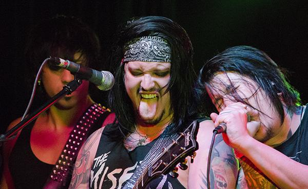 Escape The Fate headlines Strummers show