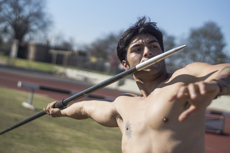 Track Team Ready for Central Valley Conference Championship Run