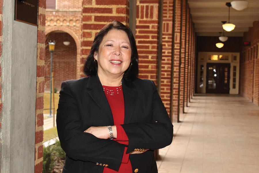 Dr. Cynthia Azari. Photo/Rampage Archive