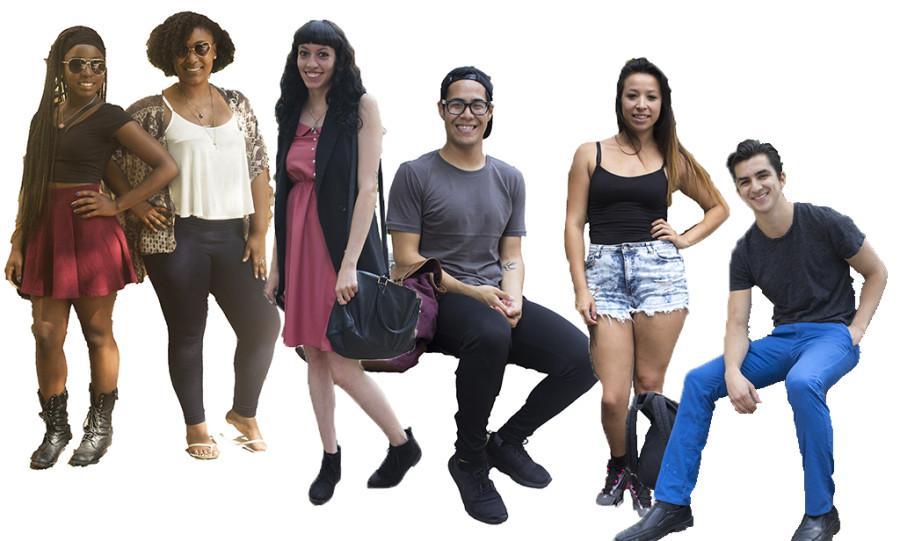 Left+to+right%2C+Sydney+Robinson%2C+Rochelle+McDowell%2C+Angelica+Torres%2C+Christopher+Mayorja%2C+Zakk+Newman+and+Jessica+Aania.+