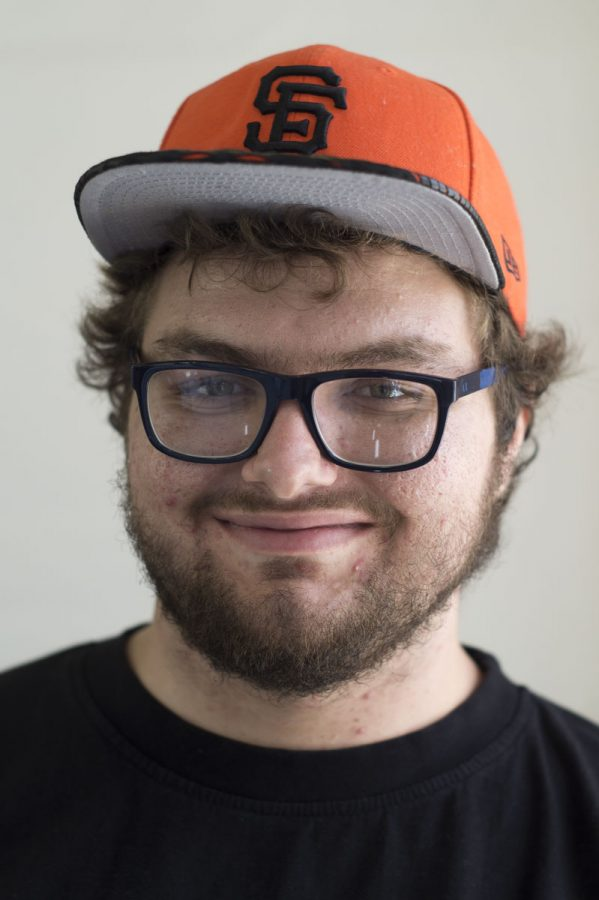 Michael Ford — Sports Editor