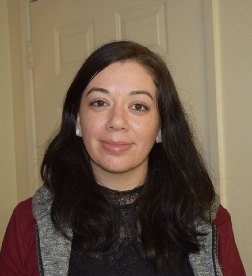 Ashleigh Panoo – Editor-in-Chief