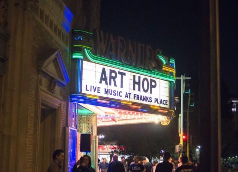 ArtHop Showcases Arts of All Kinds