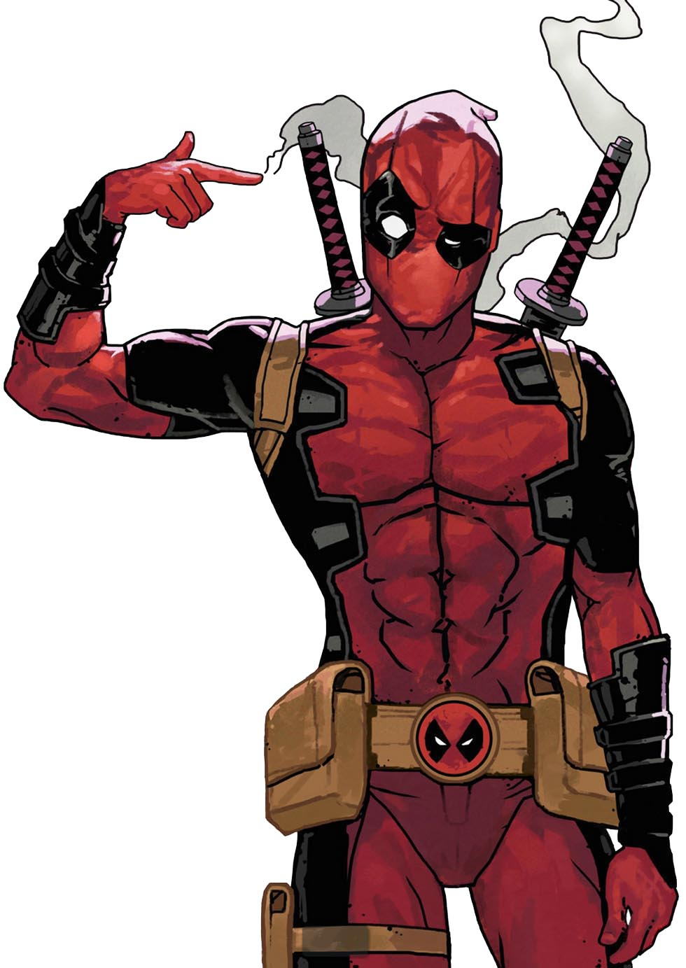 """The """"Deadpool"""" live action film adaptation hit theatres on Feb. 12, 2016. Photo courtesy/ archonia.com"""