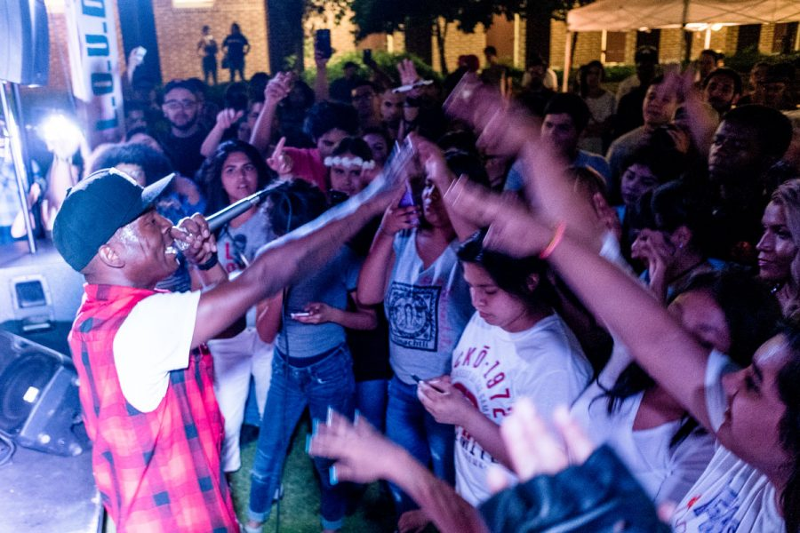 Fashawn+performing+during+the+L.O.U.D.+event+at+Fresno+City+College+on+Friday%2C+September+19%2C+2016.+